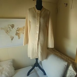 Sleeping on Snow Sweater Coat. Perfect condition.